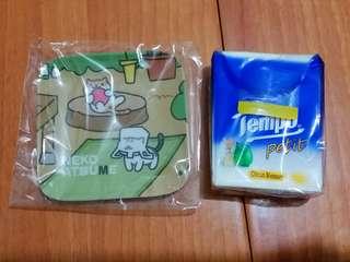 貓咪收集 小食碟 豉油碟