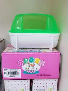 Hamster Bathroom