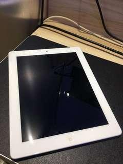 Apple iPad 3 WiFi 16GB (white) #517