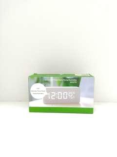 🚚 LED Calendar/Clock/Temperature/Humidity