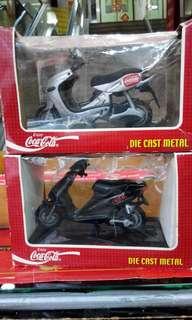 可樂模型車