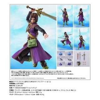 """[PO] """"Dragon Quest XI"""" Bring Arts Hero"""