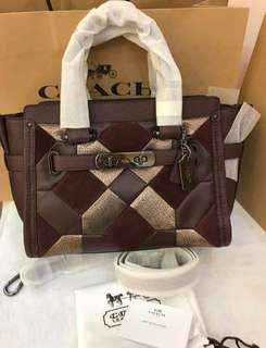 AUTHENTIC COACH SWAGGER 27