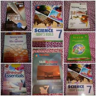 Grade 7 Textbooks