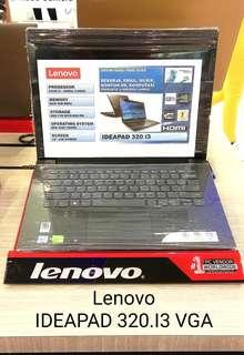 Bunga 0% Lenovo IP320.I3.VGA Kredit Tanpa Kartu Kredit