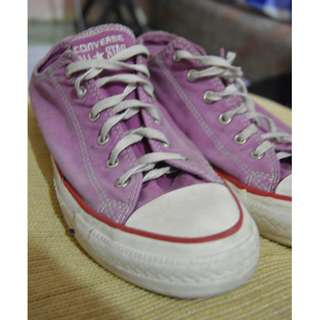 Converse CT Ox Low Cut- Purple