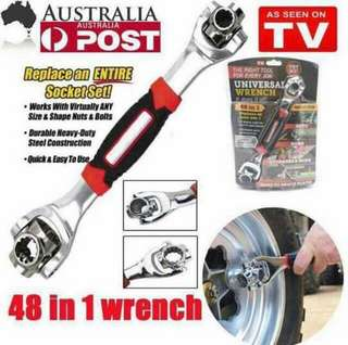 48in1 universal wrench