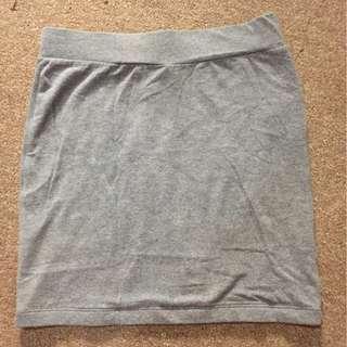Forever21 grey skirt