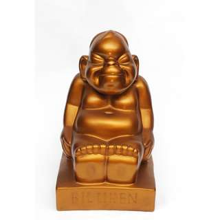 Golden Japanese Billiken Figure
