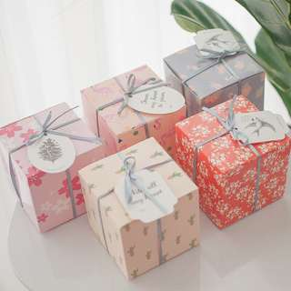 [PO] CUTE GIFT BOXES
