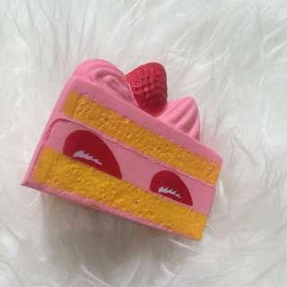 Strawberry Cake Squishy