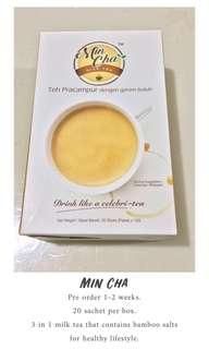 PREORDER Min Cha Milk Tea