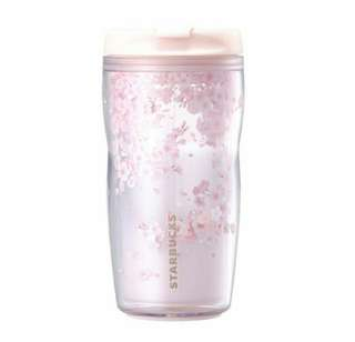 Starbucks Korea Cherry Blossom Mini Tumbler 237ml
