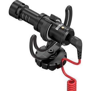 Main View   Best Seller #1 Rode VideoMicro Compact On-Camera Microphone