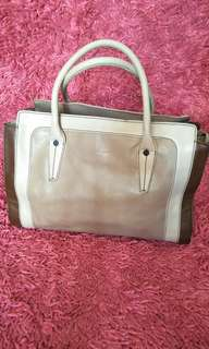 Charles & keith nude color