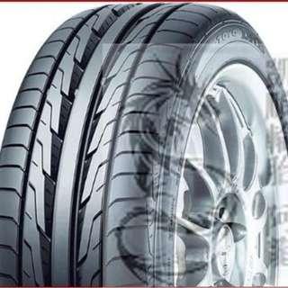 235/40/18 日本東洋輪胎 TOYO TYDRB 日本製造 單導性能胎 2015全新輪胎 清倉賠本不用再找落地胎