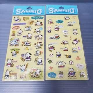 舊品Sanrio 貼紙 (每張)