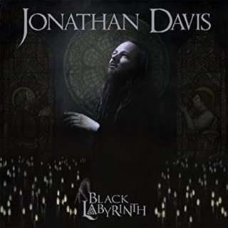Jonathan Davis (Korn) – Black Labyrinth CD Digipak