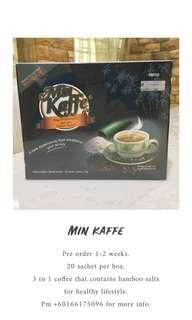 PREORDER Min Kaffe Coffee