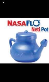 NEILMED NETI POT + FREE 2 PACKETS OF PREMIXED SACHETS SALT
