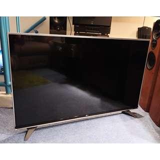 LG 49UF8400 4k smart tv