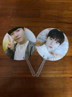 Minhyun & Jaehwan Fanpacks