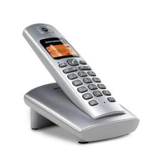 Motorola D401 Digital Cordless Telephone