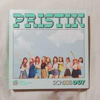 Pristin: Schxxl Out Album