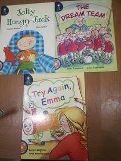 Children Books lighthouse readers