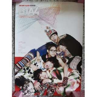 [INSTOCKS] It B1A4 Official Poster