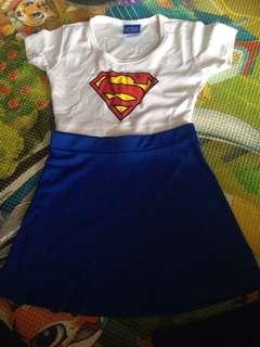 Super girl custome
