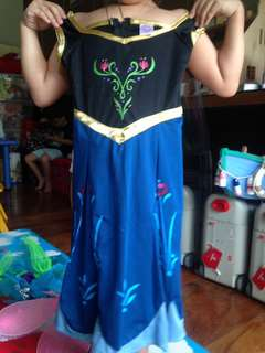 Anna's custome for kids