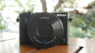 Kamera mirrorless nikon 1 j5 kit