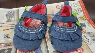 Sepatu Baby 0-6 mos PRELOVED