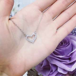 Sterling silver Necklace!💜s925