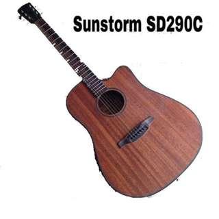 Sunstorm SD290C Acoustic Guitar