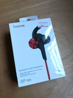 1MORE iBFree Bluetooth Earphones