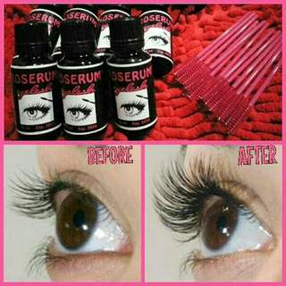 Roserum eyelash