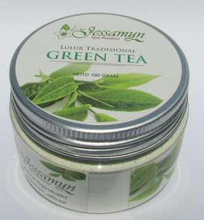 LULUR GREEN TEA