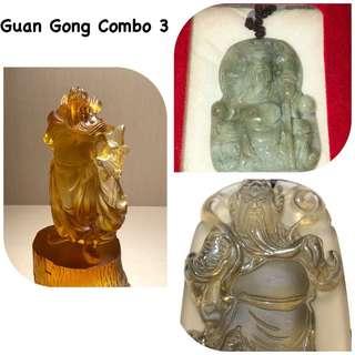 Guan Gong Combo (3-In-1)