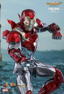 Hot Toys Spiderman Homecoming: Iron Man Mark 47 XLVII