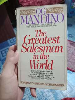 OG MANDINO THE GREATEST SALES MAN IN THE WORLD PART I & PART II