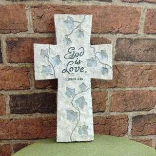 God Is Love Cross