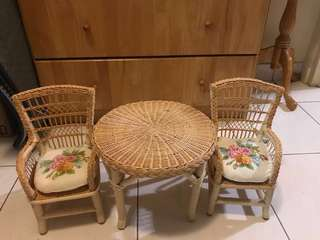 Mini Rattan Furniture USA