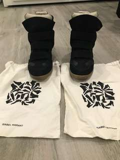 Isabel Marant Becker shoes