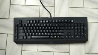 Razer Blackwidow stealth