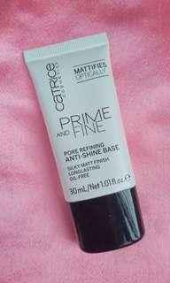 Catrice Prime and Fine Face Primer