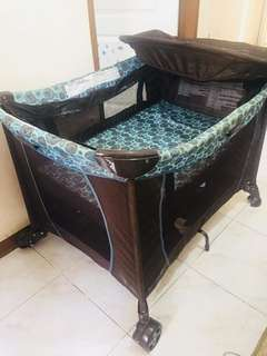 Safety first crib