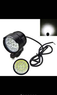 25w 9led spot/fog light