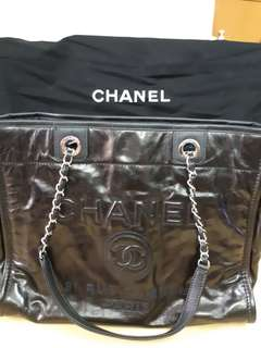 Chanel Tote Bag(牛皮)